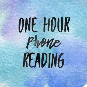 One hour phone reading with Carolyn Rabbitts