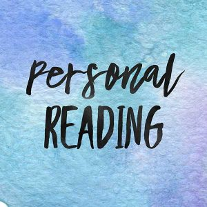 Personal reading with Carolyn Rabbitts