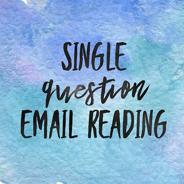 Single Question Email Reading